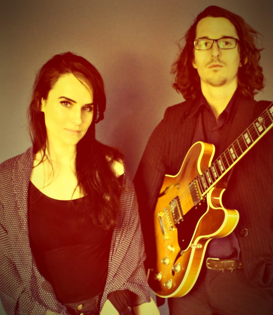 Ani & Harry - Jazz guitar and jazz vocals