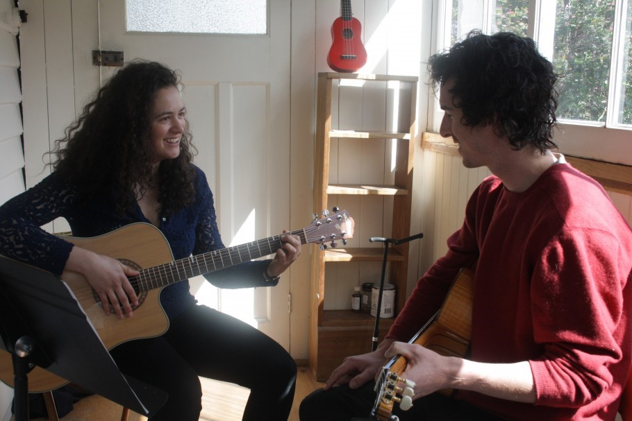 Guitar lessons Hobart - Hobart guitar tuition
