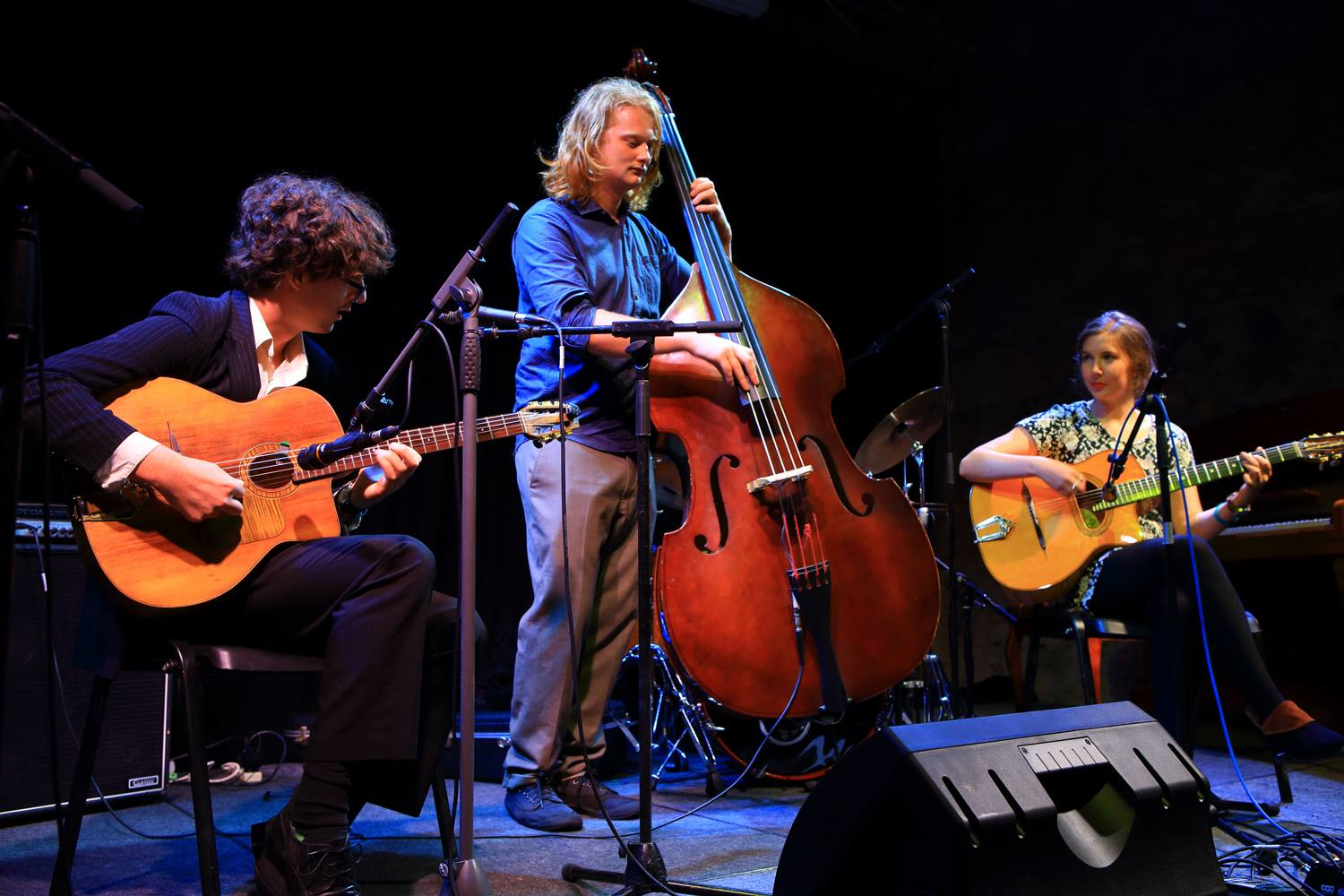 Harry Edwards Trio - Clarence Jazz Festival 2015