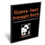 Gypsy Jazz Arpeggio Book